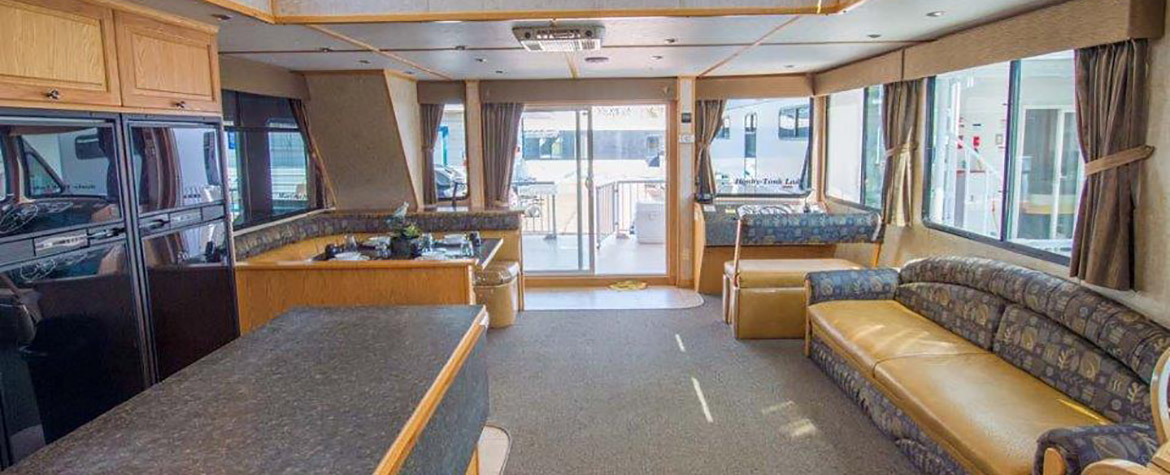 Picture of Houseboat Interior